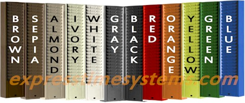 Racks Available in 12 Colors